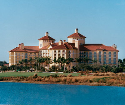 Ritz Carlton Beach Resort in Naples, FL